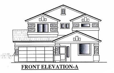 El Paso Single Family Home For Sale: 6044 Hidden Acres Street