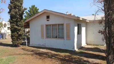 El Paso Single Family Home For Sale: 6709 Merida Lane