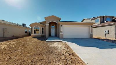 Single Family Home For Sale: 14849 Tierra Haven