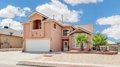 Vista Del Sol Single Family Home For Sale: 12352 Kit Carson Drive