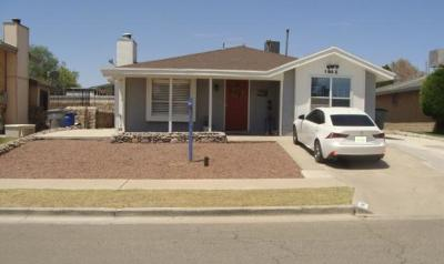 Vista Del Sol Single Family Home For Sale: 1645 Paul Todd Drive #A &