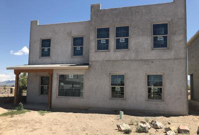 El Paso Multi Family Home For Sale: 6556 Hoop Street #A &