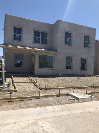 El Paso Multi Family Home For Sale: 6548 Hoop Street #A &