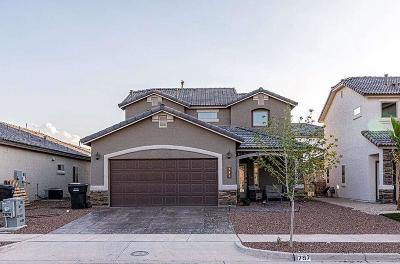El Paso TX Single Family Home For Sale: $185,000