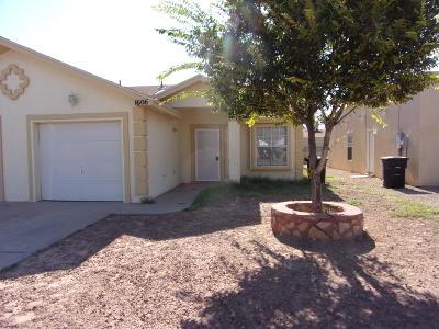 Horizon City Rental For Rent: 1606 Hartsdale Drive #B