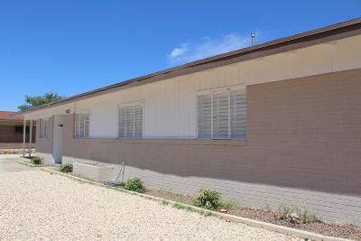 El Paso Single Family Home For Sale: 9801 Fuchsia Court