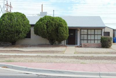 El Paso Single Family Home For Sale: 5317 Timberwolf Drive