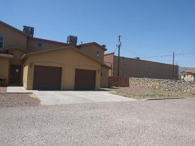El Paso Rental For Rent: 8931 Marks Street #C