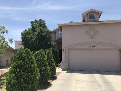 El Paso Rental For Rent: 12700 Roberto Nunez Lane