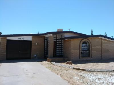 El Paso Rental For Rent: 11324 Beach Front Drive