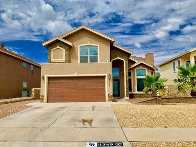Single Family Home For Sale: 11349 West Ranch Court