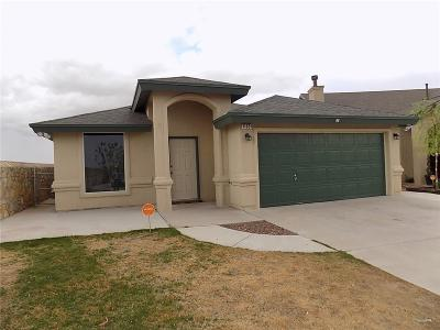 El Paso Rental For Rent: 11624 Windrift Court