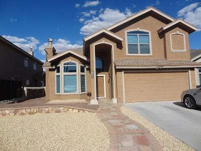 El Paso Single Family Home For Sale: 11216 Northview