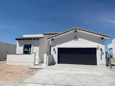 El Paso Single Family Home For Sale: 7426 Sidewinder Bend Drive