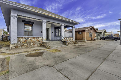 El Paso Multi Family Home For Sale: 3611,  3613 Pershing Drive