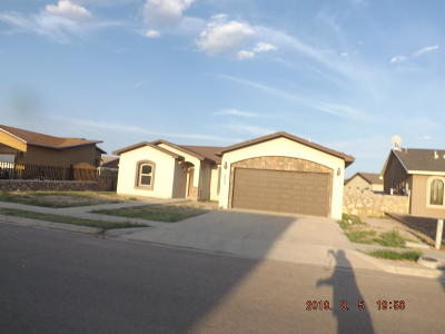 El Paso TX Single Family Home For Sale: $114,000