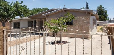 El Paso Rental For Rent: 1028 Fray Place