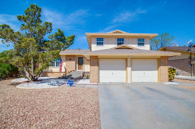 El Paso Single Family Home Pending Accepting Offers: 1633 Bob Smith Drive