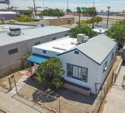 El Paso Single Family Home For Sale: 2512 Wyoming Avenue