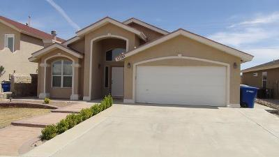 El Paso Rental For Rent: 12580 Twin Leaf Drive