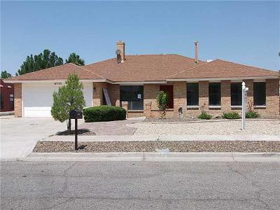 El Paso TX Rental For Rent: $1,800