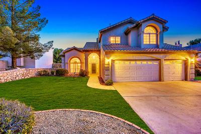 El Paso TX Single Family Home For Sale: $280,000