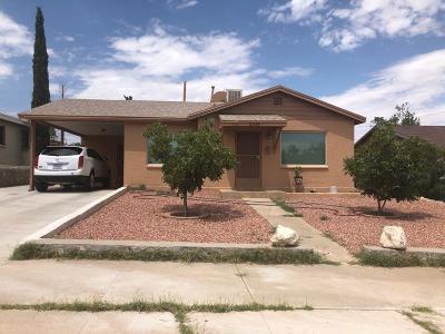 El Paso TX Rental For Rent: $825