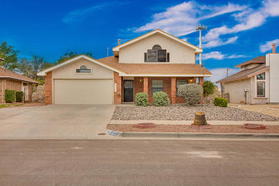 El Paso Single Family Home For Sale: 2313 Bill Howard Place