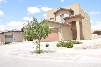Horizon City Single Family Home For Sale: 13467 Hazelwood Street