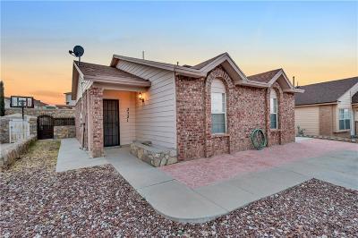 El Paso Rental For Rent: 2321 Tierra Serena Road