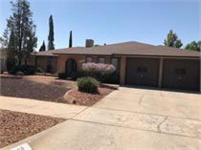 El Paso Rental For Rent: 10728 Janway Drive