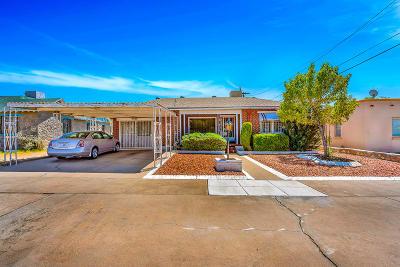 El Paso Single Family Home For Sale: 708 Loretto Road