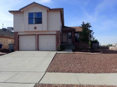 El Paso Rental For Rent: 7232 Golden Hawk