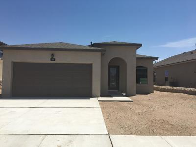 Horizon City Single Family Home For Sale: 13230 Emerald Isle Street