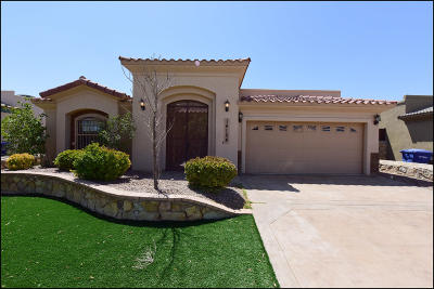 El Paso Rental For Rent: 14104 Rainbow Point Drive