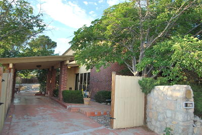 El Paso Rental For Rent: 441 Irondale Drive