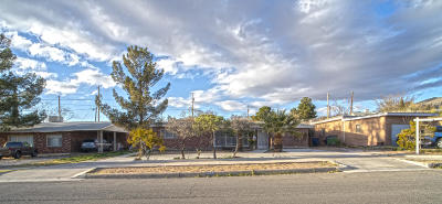 El Paso Single Family Home For Sale: 609 Alethea Park Drive