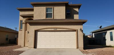 El Paso Rental For Rent: 7148 Mesquite Tree Drive