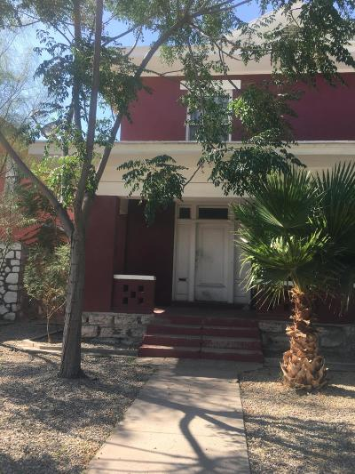 El Paso Rental For Rent: 1309 E Rio Grande Avenue #6