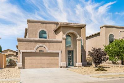 El Paso TX Single Family Home For Sale: $169,000