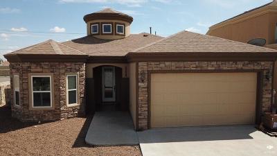 Single Family Home For Sale: 5508 Jim Castaneda Drive