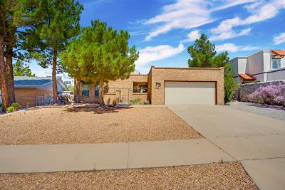 Single Family Home For Sale: 6039 Bandolero Drive