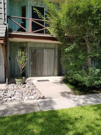 Condo/Townhouse For Sale: 350 Thunderbird Drive #55