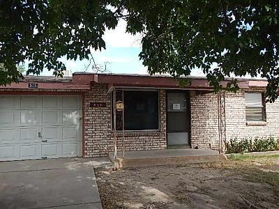 Single Family Home For Sale: 515 Corbett