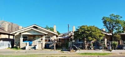 Multi Family Home For Sale: 3311 Hueco Avenue