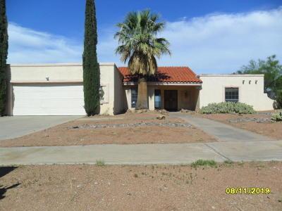 Single Family Home For Sale: 6453 Via Aventura Drive