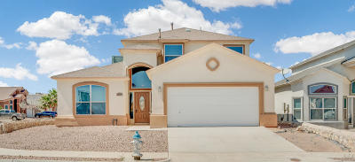 Single Family Home For Sale: 5517 Manuel Moreno Drive
