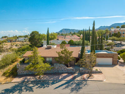 Single Family Home For Sale: 3232 Canyon Point Lane