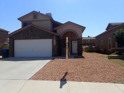 Single Family Home For Sale: 6920 Jericho Tree