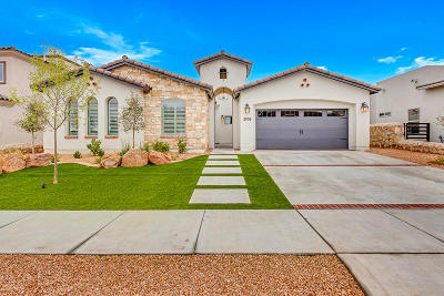 Single Family Home For Sale: 7516 Hitching Post Court